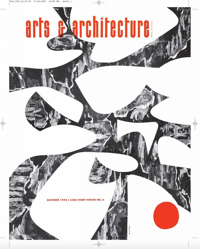 OCTUBRE 1945 ARTS AND ARCHITECTURE