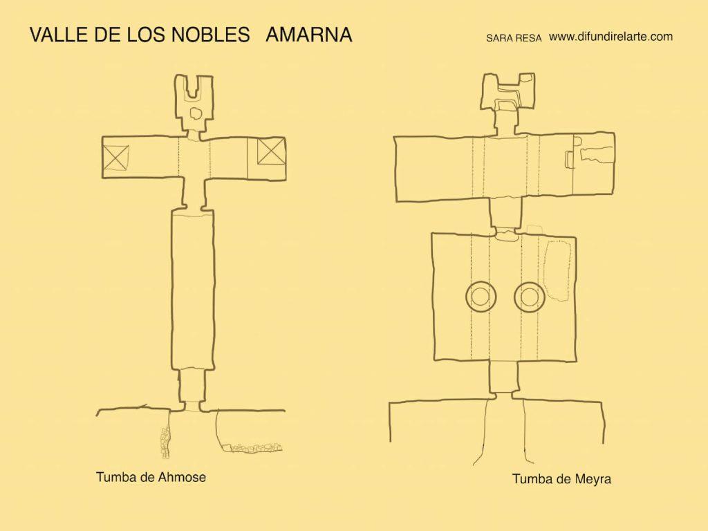 VALLE DE LOS NOBLES AMARNA