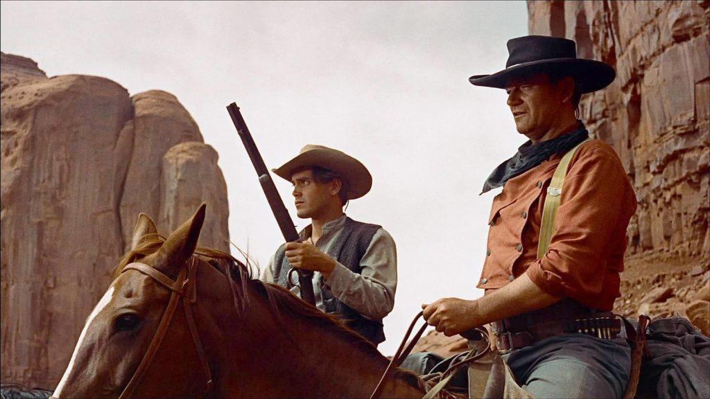 ETHAN Y MARTIN CENTAUROS DEL DESIERTO JOHN FORD