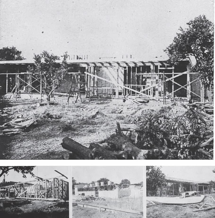 CONSTRUCCIÓN CASE STUDY HOUSE 7