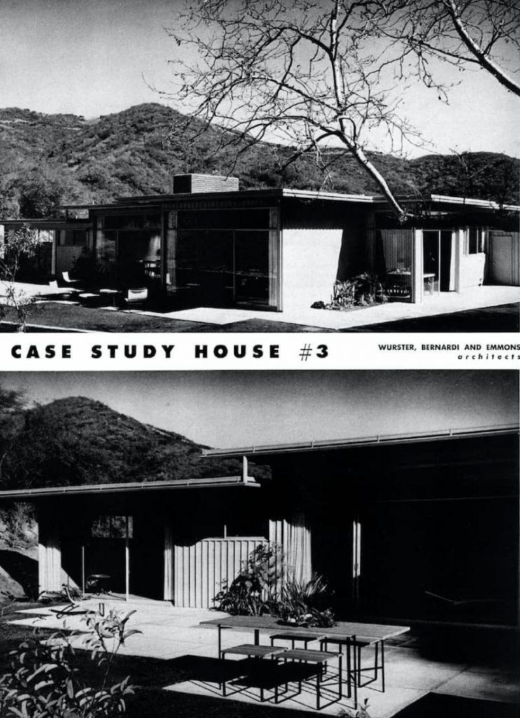 CASE STUDY HOUSE 3