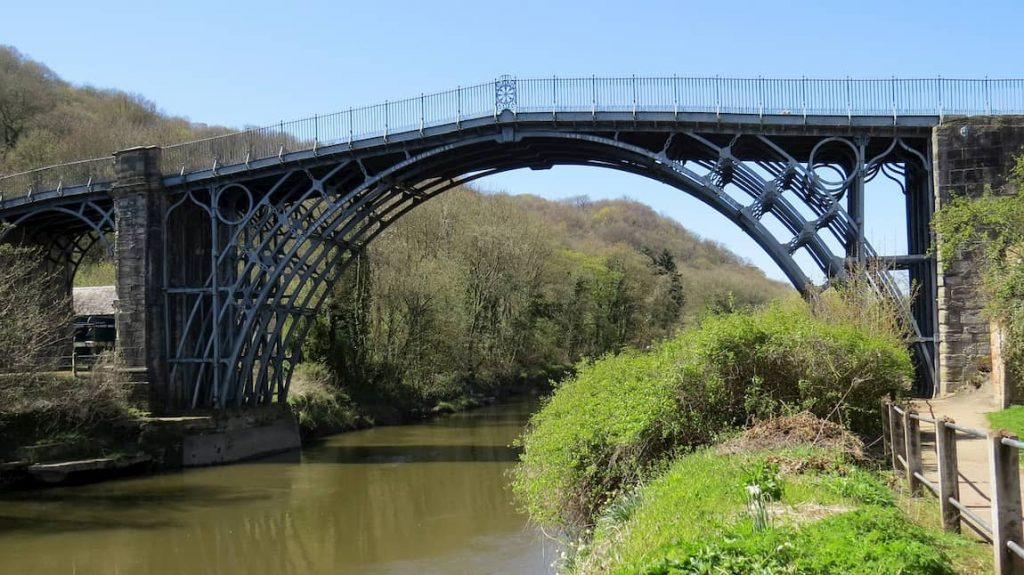 Iron Bridge. Inglaterra