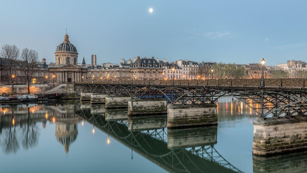Pon des Arts. París