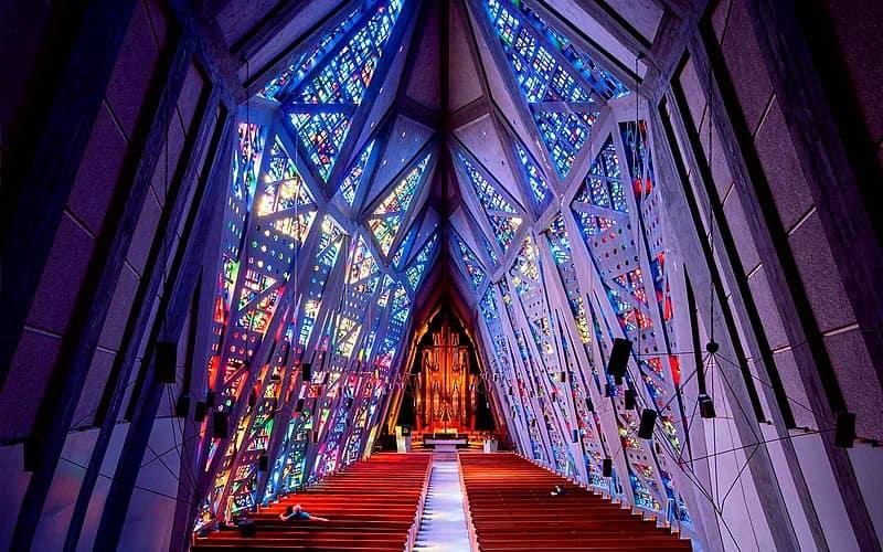FISRT CHURCH STAMFORD, GABRIEL LOIRE